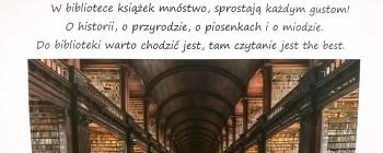 BIBLIOTEKA - WIEDZOTEKA