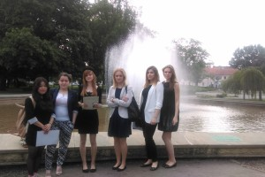 PadMUN, Lublin 06.2015 - kl. preIB / Model United Nations in Lublin - Year preIB